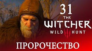 31[Пророчество, квесты ] Игра ВЕДЬМАК 3: Дикая Охота ПРОХОЖДЕНИЕ на русском языке