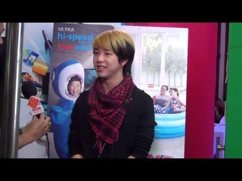 Zo สัมภาษณ์ทรูอินไซด์_งาน Thai Bex Exhibition 2013