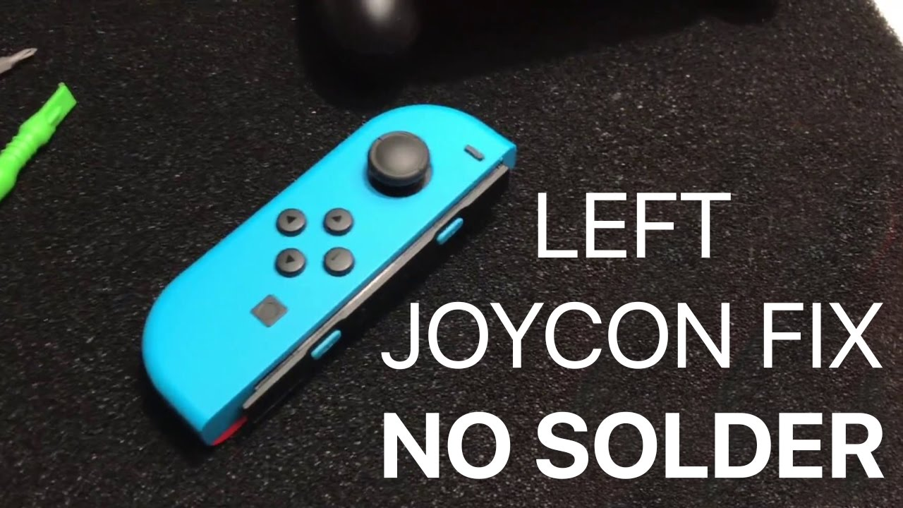 My Frustrating Journey to Find a Perfect Pair of Nintendo Switch Joy