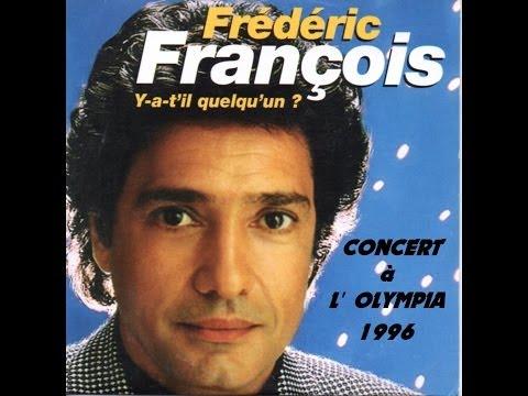Frédéric François - Y a-t'il quelqu'un? Live 1996