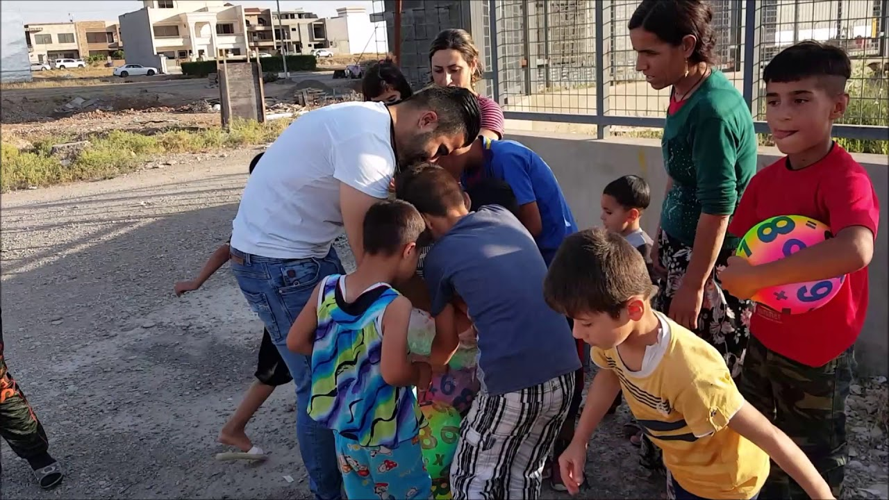 141 - Celebrating International Children's Day in Erbil