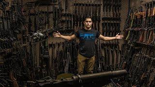 Disparando Armas RARAS y ANTIGUAS en Battlefield Las Vegas!