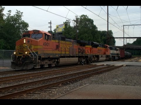 Solid YN2 Lash-ups, More BNSF, Standard Cab Leaders and More!