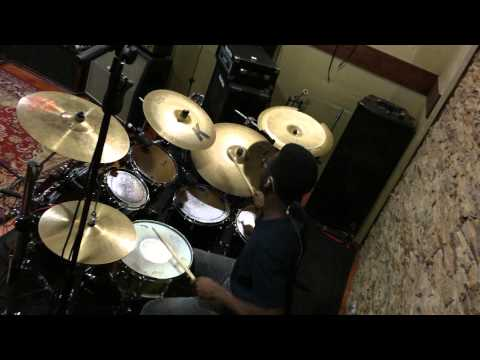 William McDowell - Give Him Praises (Drum Cover) by Jojo Sam