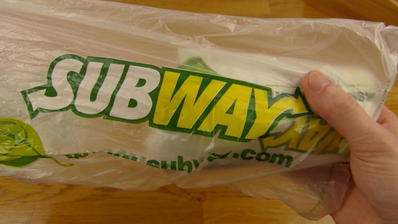 Subway - Italian B.M.T Sub - YouTube