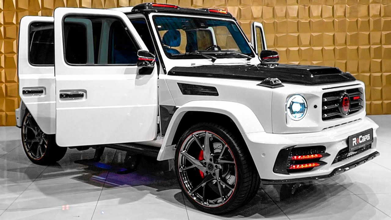 Image result for Mansory sport G wagon