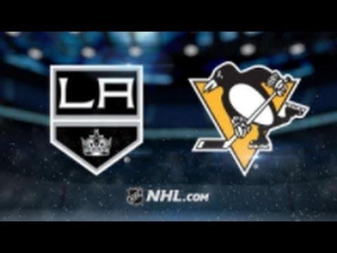 Kings vs Penguins Highlights | 2/15/18