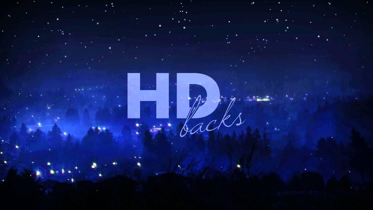 Winter Village - HD Background Loop