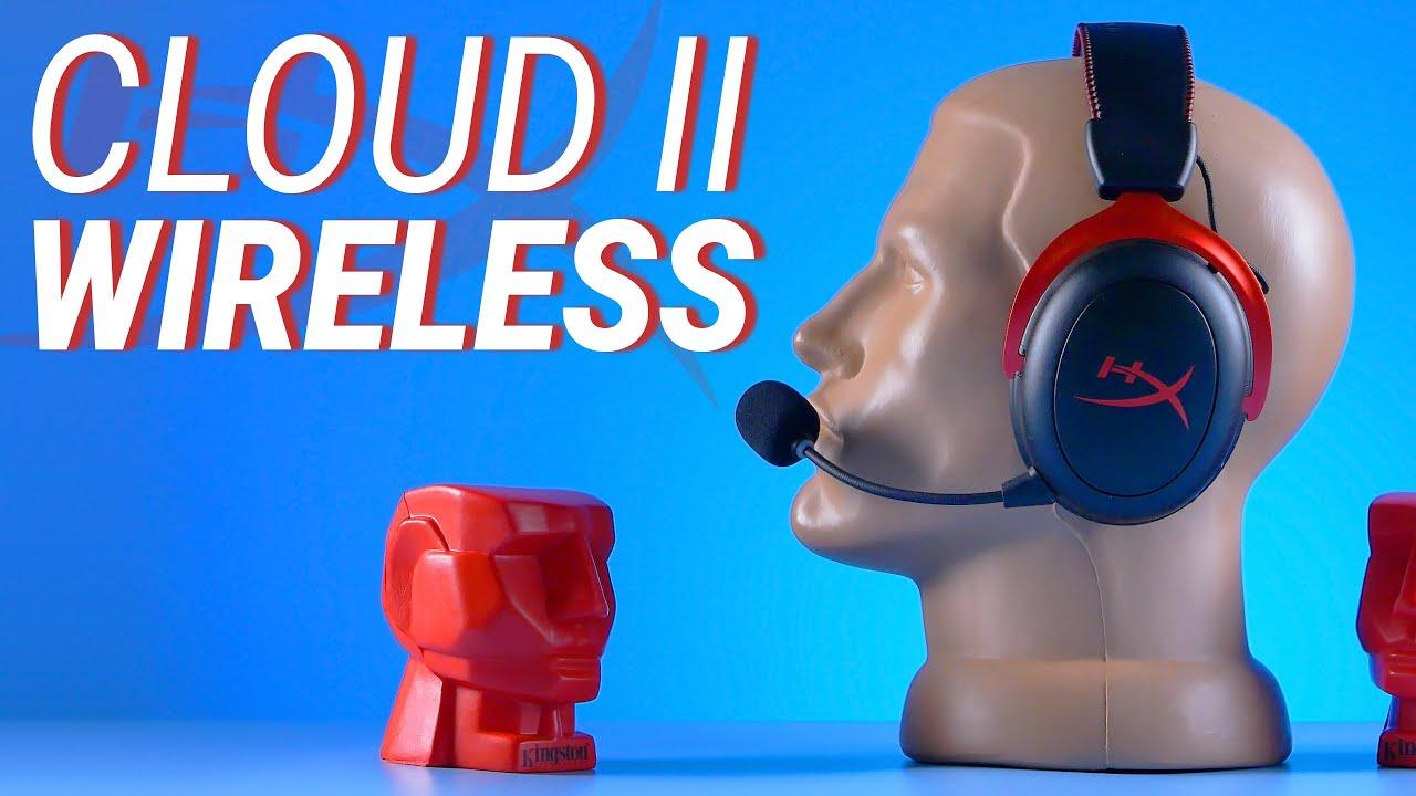 КЛАССИЧЕСКИЙ флагман! Обзор HyperX Cloud II Wireless  |  Root Nation