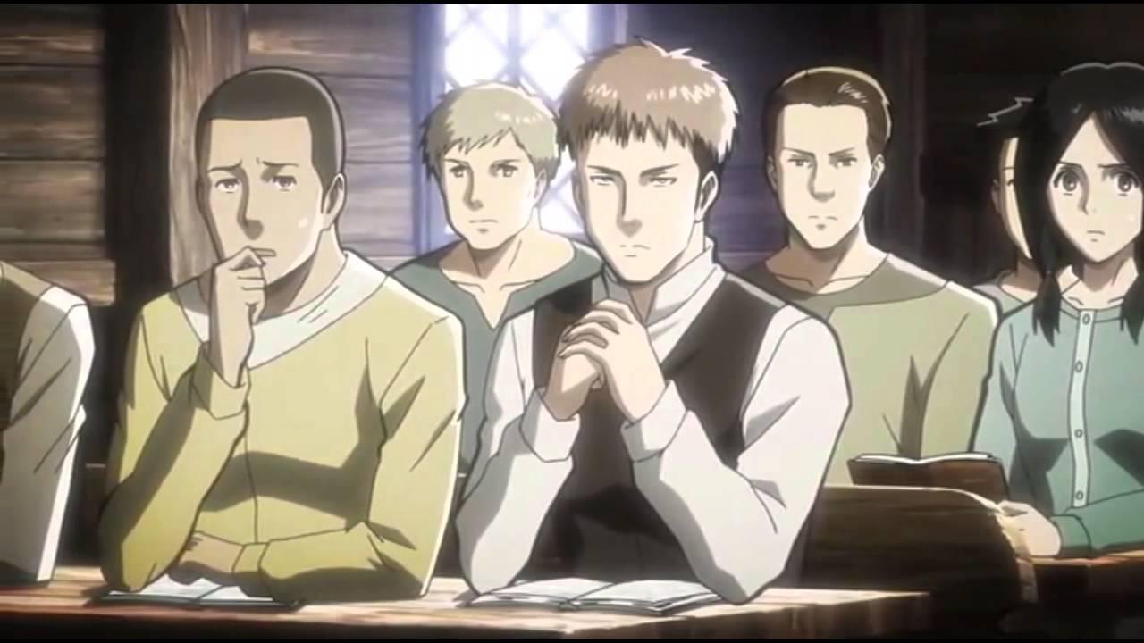 Shingeki no Kyojin Season 3 Ger Sub | Anime Toast