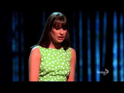 Glee The Best Songs - Big Girls Don't Cry - Fergie (Rachel, Kurt and Blaine)