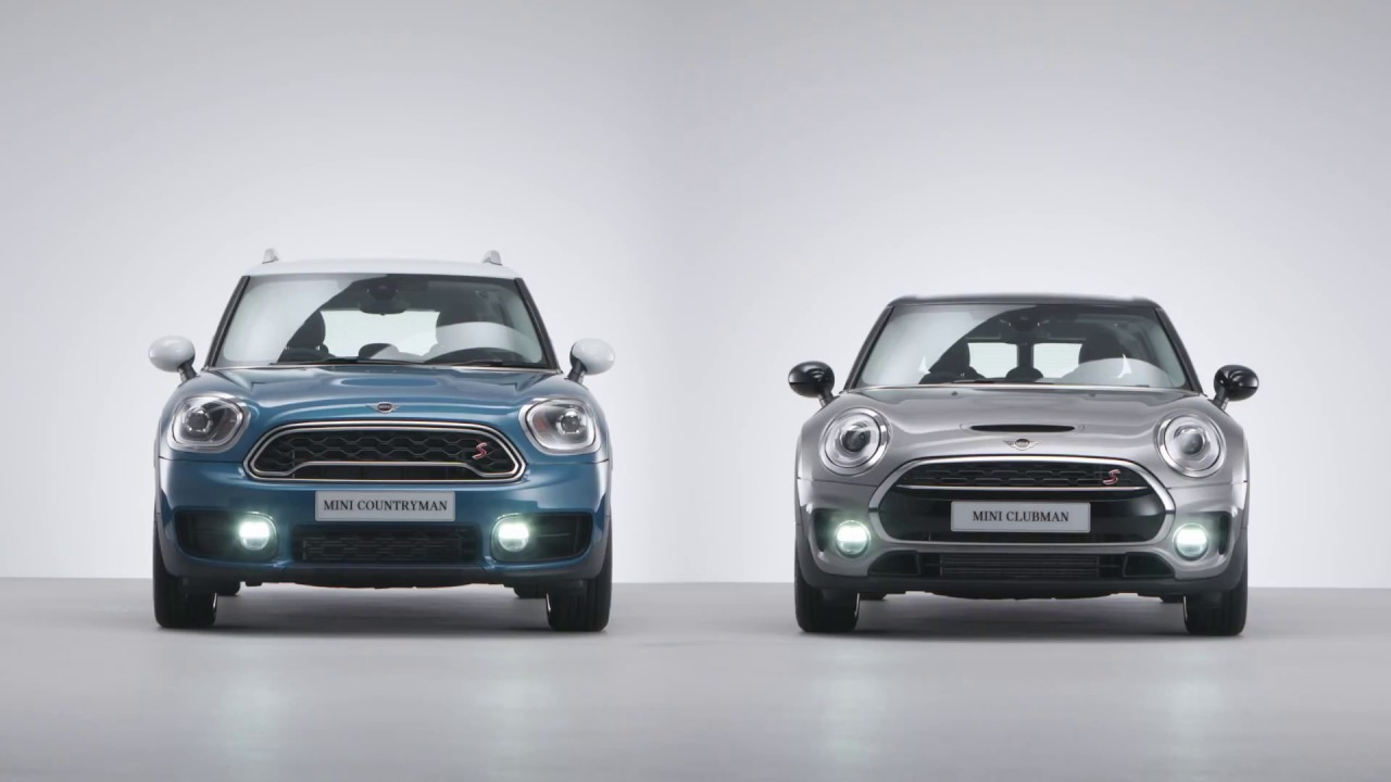 Mini Model Comparison Clubman Vs Countryman
