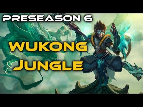 [LoL] Wukong Jungle - Full Game Commentary