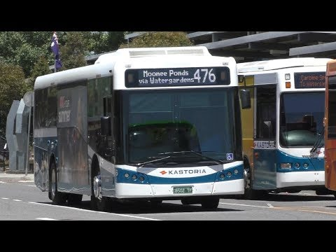 Buses at Watergardens - Melbourne Transport