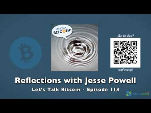 Reflections with Jesse Powell - Let's Talk Bitcoin Episode 118
