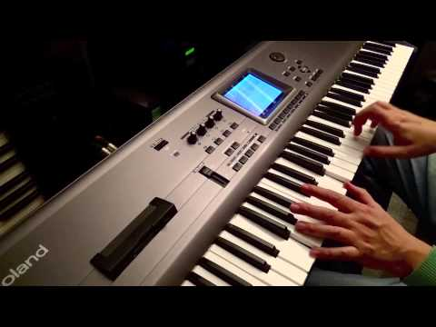 Roland FA76 demonstration - All Pianos and Keyboards