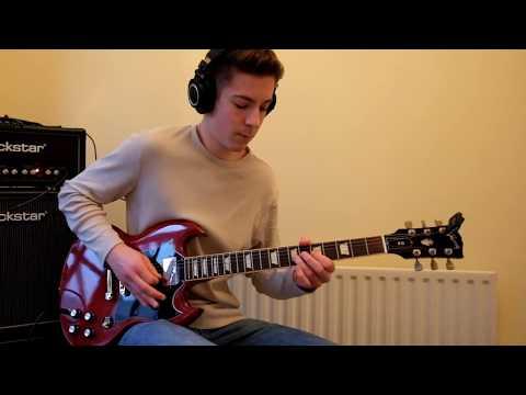 AC/DC Guitar Cover - Whole Lotta Rosie