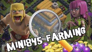 Lo primero que hay que hacer en TH6 | Mini845   Farming Time | Descubriendo Clash of Clans