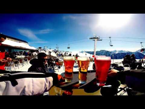 Chamrousse 2016 Brochomordy Ski Team SnowEvents #1