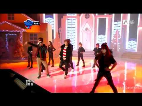 [Live] M.I.B (엠아이비) - G.D.M @ M Countdown [111222]
