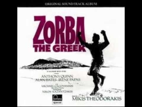 Zorba the Greek (Soundtrack) MIKIS THEODORAKIS FULL ALBUM