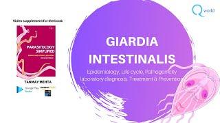 giardiasis hemotest