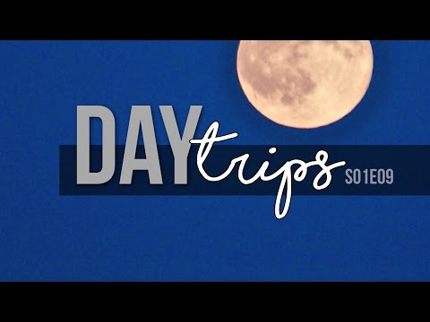 Day Trips // Super Moon, Oakhurst, and Cooking Out // S01E09 Travel Vlog - Full Time RV