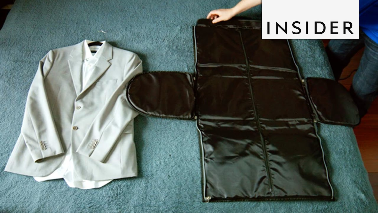 Meet The Garment Bag Turned Duffel