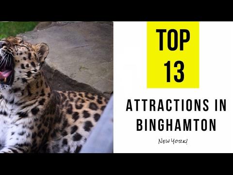 Top 13. Best Tourist Attractions In Binghamton - New York