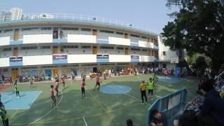 2017 全港青年社區體育節閃避球青協盃 U16 鬥苗B 對