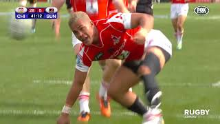 2018 Super Rugby Round Six: Sunwolves vs Chiefs