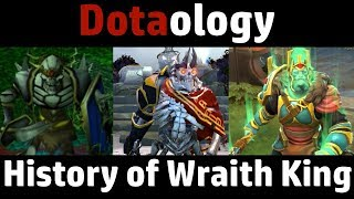 Dotaology: History of Wraith King