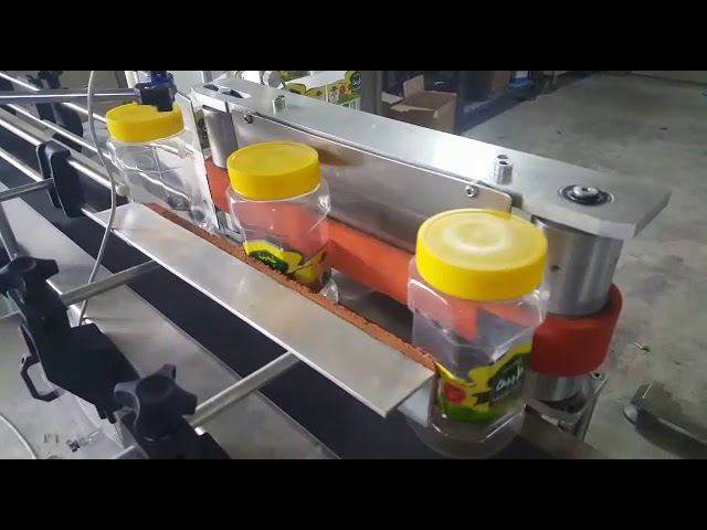 Tahina Tayba circular labeling machine