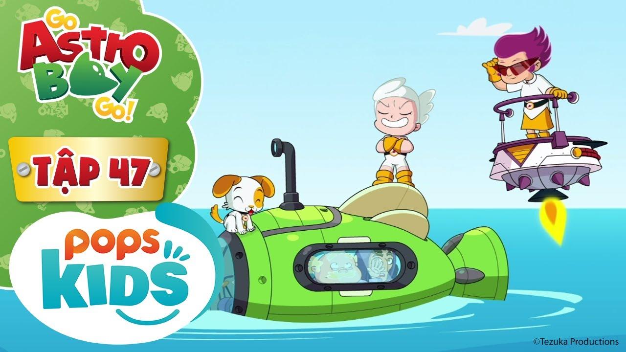 Go Astro Boy Go Tập 47 - Và Người Thắng Cuộc Là - Hoạt Hình Tiếng Việt