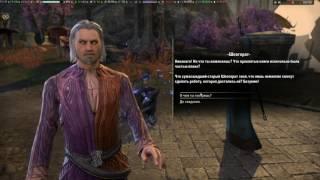 TES Online: Гильдия магов.  Сделка безумного бога.  Финал