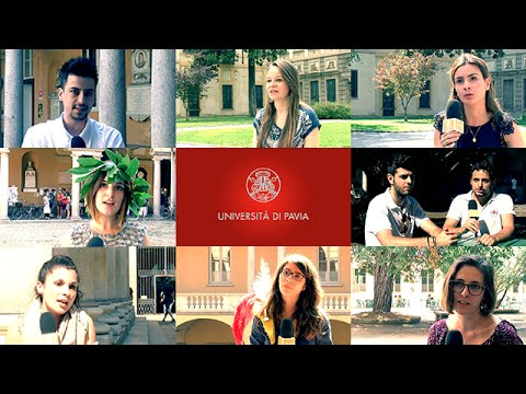 Perché l'Università di Pavia: la voce degli studenti