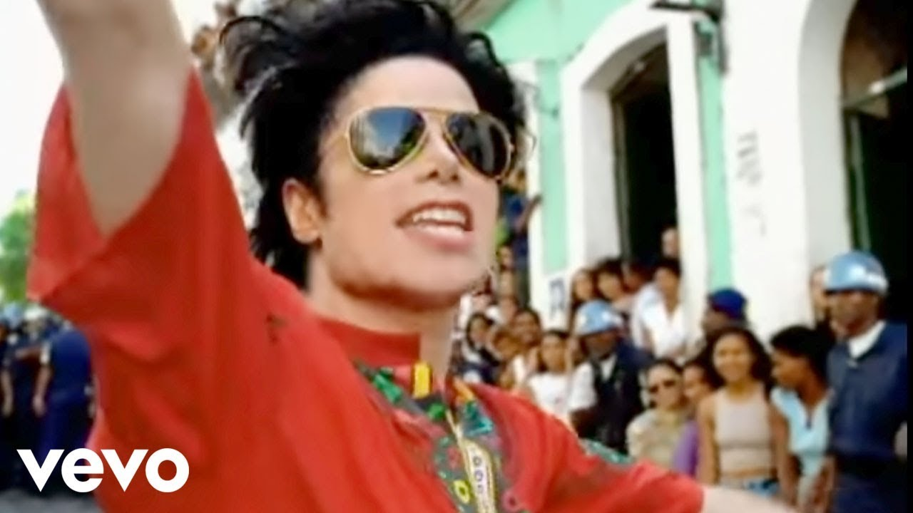 Michael Jackson - They Don't Care About Us (Brazil Version) (Official Video) #1