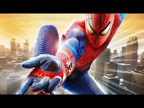 The Amazing Spider-Man - Pelicula Completa en Español - PC Ultra [1080p 60fps]
