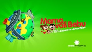 Mama voli Bebu Crtani (2015) INTRO // Maksimove Avanture // Maxim's Adventures Cartoon thumbnail