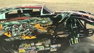 Monster Jam - Dragon