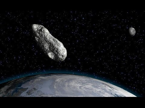 COSMIC CLOSE SHAVE - Asteroid 2012 TC4 will zoom terrifying close to Planet Earth next week - ENCKE