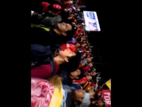 Dale Dale Roooo Queremos La Copa #DCuenca #CR
