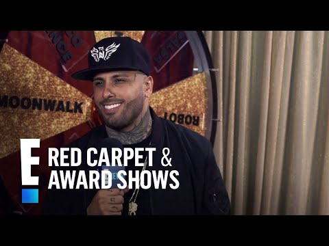 Why Selena Gomez Is Nicky Jam's Celebrity Crush | E! Live from the Red Carpet