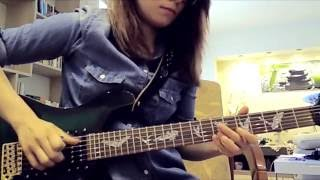 THE AGONIST - As Above, So Below Guitar Cover