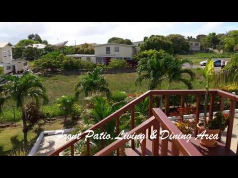 REDUCED SALE PRICE BD$800,000!HOUSE WITH 3 APARTMENTS IN BARBADOS !
