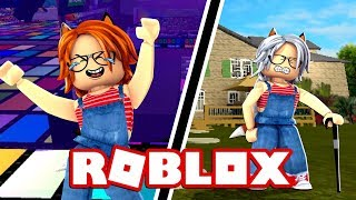VON YOUNG TO OLD - THE CYCLE OF LIFE in ROBLOX (Fashion Famous) 😱