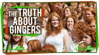 Repeat youtube video The Truth About Gingers
