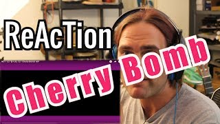 Reaction to nct 127 엔시티 'cherry bomb' mv // review