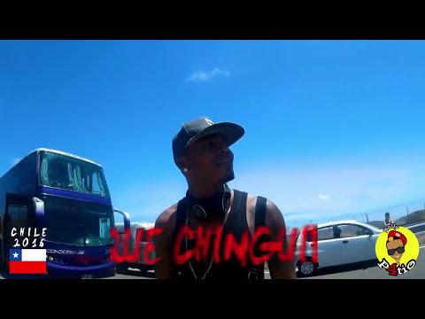 Salsa Choke: Lo Hizo Rico - Patio 4 En Chile Rj Music 2016