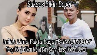 Trending di YouTube, Ini 5 Fakta lagu 'Banyu Moto' Nella Kharisma dan Dory Harsa